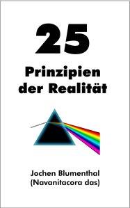 25 Prinzipien der Realität Cover