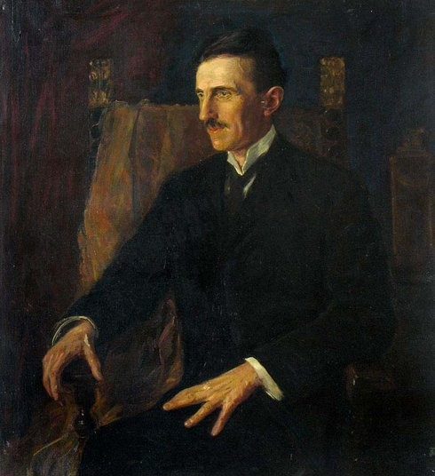 Blue_Portrait_of_Nikola_Tesla