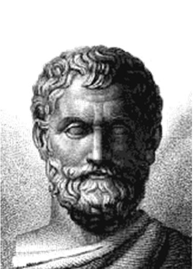 Thales (624 - 546 v. Chr.)